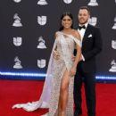 Francisca Lachapel and Francesco Zampogna-  20th Annual Latin GRAMMY Awards - Arrivals