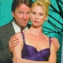 John Ritter and Nicollette Sheridan