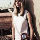 Julia Stegner for Escada Spring/Summer 2014 Ad Campaign