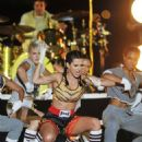 Musician Katy Perry performs during the 2013 MTV Video Music Awards