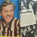 Mickey Rooney - Movie Stars Magazine Pictorial [United States] (May 1944)