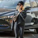 Ashley Tisdale – Out in Studio City