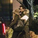Ryan Reynolds and Blake Lively Leaving His Apartment In Boston (October 22, 2011 - Photo by Bauer Griffin)