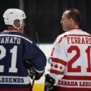 Cammi Granato and Ray Ferraro - 454 x 312