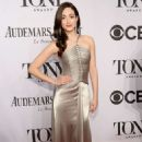 Emmy Rossum 68th Annual Tony Awards In Ny
