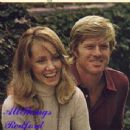 Lola Van Wagenen and Robert Redford - 344 x 347