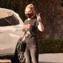 Hayden Panettiere – Seen on the street of Beverly Hills