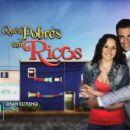 Zuria Vega and Jaime Camil