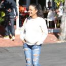 Christina Milian – Out in West Hollywood