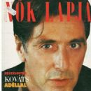 Al Pacino - Nõk Lapja Magazine Cover [Hungary] (14 June 1966)
