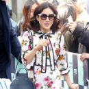 Constance Wu – Arrives at AOL Build Series in NYC - 454 x 560