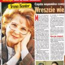 Irena Santor - Nostalgia Magazine Pictorial [Poland] (December 2017) - 454 x 642