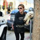 Lucy Hale Out and About in Studio City 03/09/2019 - 454 x 681