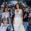 Alessandra Ambrosio Replay Fashion Show In Mykonos