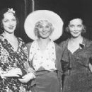 Claire Dodd, Christine Maple & Virginia Bruce