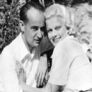 Jean Harlow and Paul Bern