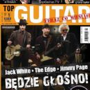 Jack White, The Edge & Jimmy Page - 424 x 604