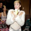Miley Cyrus at the iHeartRadio Festival in Las Vegas (September 21)