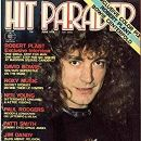 Robert Plant - Hit Parader Magazine Cover [United States] (June 1976)