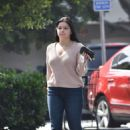 Ariel Winter – Without makeup out in LA