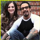 Rochelle Karidis and A. J. McLean - 300 x 300