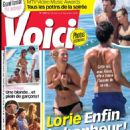 Lorie and Alexis Raia - Voici Magazine Cover [France] (29 August 2014)