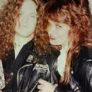 Jason Newsted and Judy Newsted