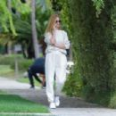 Rosie Huntington Whiteley – Walking around in Beverly Hills