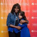 Camila with Michelle Obama - 454 x 309