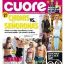 Britney Spears - Cuore Magazine Cover [Spain] (5 October 2016)