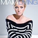 Brittany Snow - Miami Living Magazine Cover [United States] (September 2010)