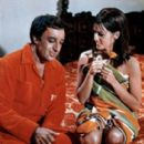 Peter Sellers and Claudine Longet