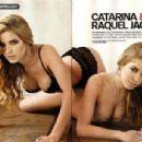 Catarina Jacob, Raquel Jacob - Maxmen Magazine Pictorial [Portugal] (March 2011) - 454 x 306