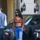 Chanel Iman out and about in Beverly Hills Ca - 408 x 600