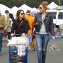 Sophia Bush – Shopping at the Melrose Trading Post in LA - 454 x 556