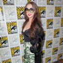 Katharine Isabelle – 'The Order' Photocall at Comic Con San Diego 2019 - 454 x 681