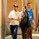 Demi Lovato Out and About In Sherman Oaks