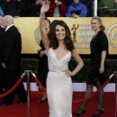 Lea Michele - 17 Annual Screen Actors Guild Awards at The Shrine Auditorium on January 30, 2011 in Los Angeles, California