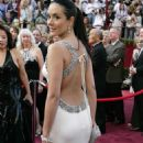 Catalina Sandino - Attending The 77 Annual Academy Awards At The Kodak Theatre In Hollywood, CA. February 27, 2005