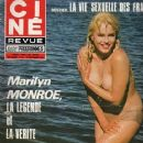Marilyn Monroe - Cine Revue Magazine [France] (December 1972)
