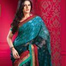 Zarina Khan Pictures For Glorious Saree