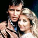 Peter Weller and Teri Garr