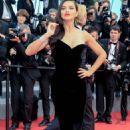 Adriana Lima Sicario Premiere At The 68th Annual Cannes Film Festival