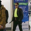 Irina Shayk – Seen at JFK Airport in New York