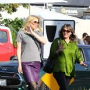 Courtney Love – Out on Melrose Place in West Hollywood