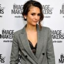 Actress Nina Dobrev attends the inaugural Image Maker Awards hosted by Marie Claire at Chateau Marmont on January 12, 2016 in Los Angeles, California