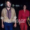 Benny Andersson and Anni-Frid Lyngstad - 387 x 594