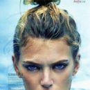 Bregje Heinen - Elle Magazine Pictorial [Spain] (May 2016) - 454 x 621