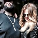Khloé Kardashian and Rick Ross