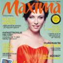 Magdi Rúzsa - Maxima Magazine Cover [Hungary] (4 August 2009)